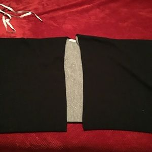 Calvin Klein wrap poncho  cape